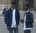 Mamadou e Barry: una giornata particolare