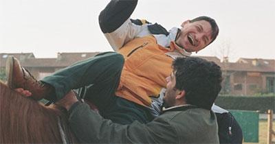 """""""Nel montare un cavallo, noi prendiamo in prestito la libertà"""""""