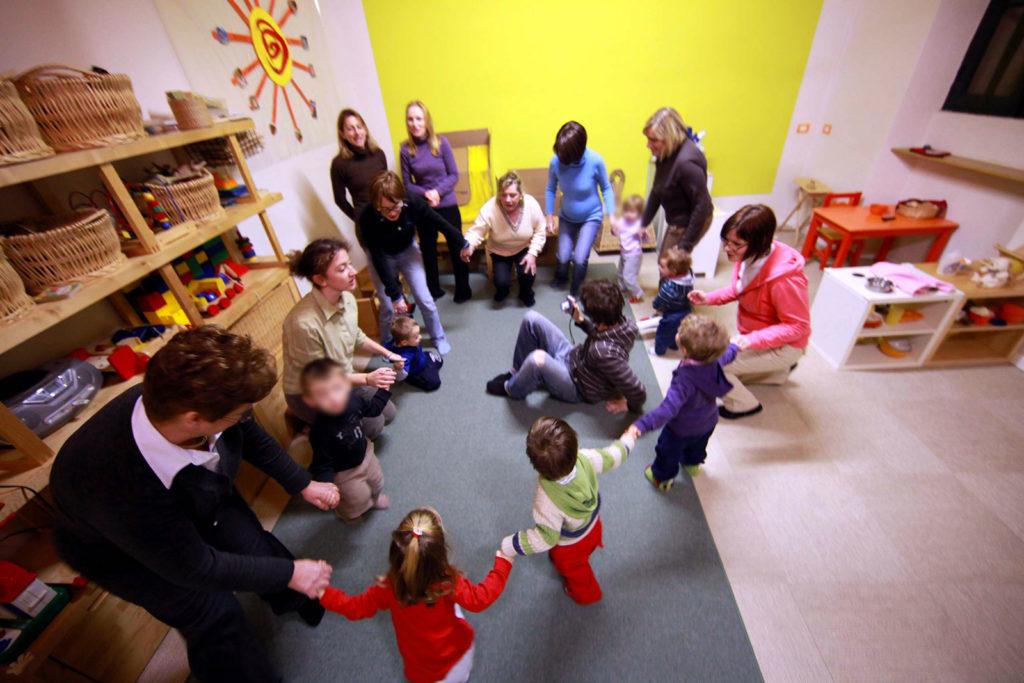 Girotondo per bambini