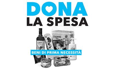"""""""DONA LA SPESA"""" nei supermercati Coop"""