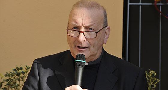 La nuova mensa Caritas di Rho intitolata a don Gian Paolo Citterio.
