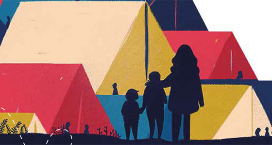 Campagna social del Tavolo Asilo di Varese per la giornata mondiale del rifugiato